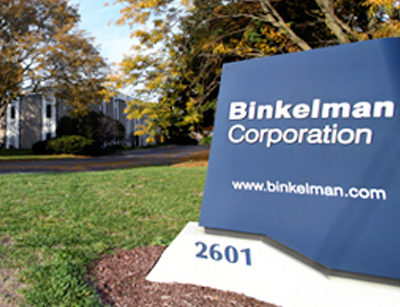 Binkelman sign.